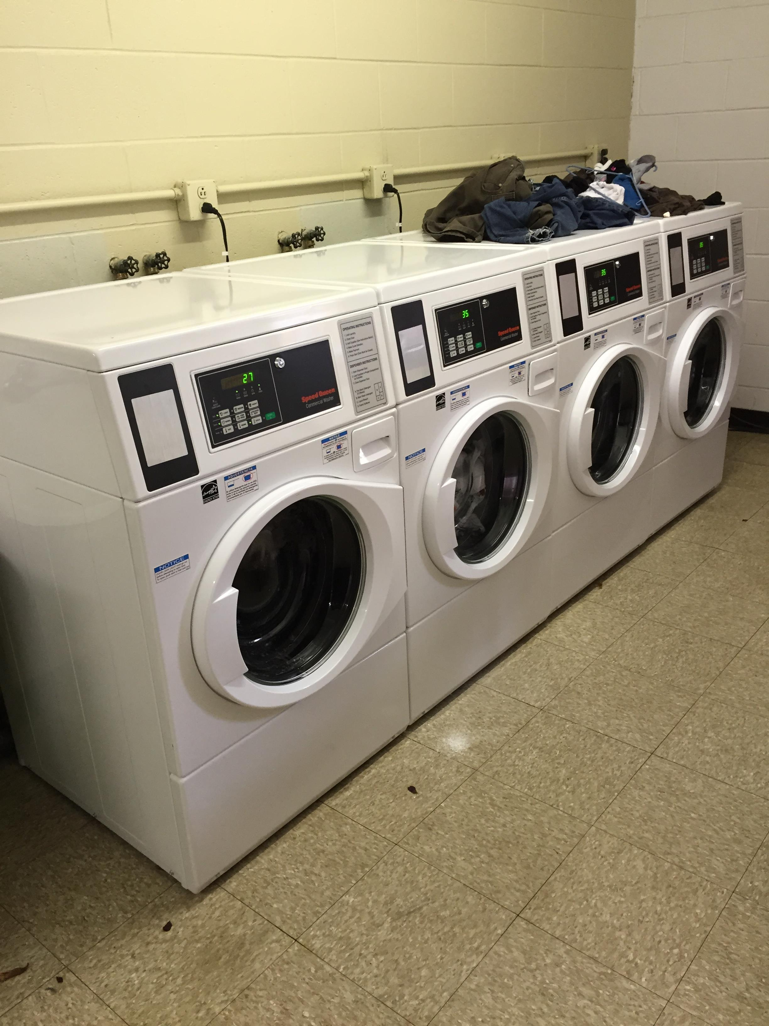 "Doing Laundry Is No Longer ""The Hunger Games"" – THE AC301"