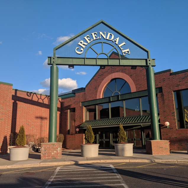 Greendale Mall - Worcester, MA